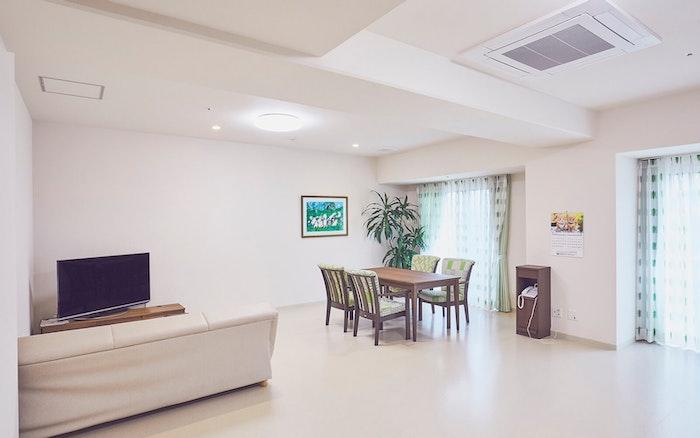 ファミリールーム ペピイ・ハッピープレイスTAMATSUKURI(住宅型有料老人ホーム)の画像