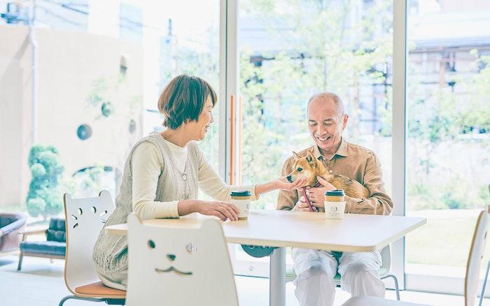 カフェ ペピイ・ハッピープレイスTAMATSUKURI(住宅型有料老人ホーム)の画像