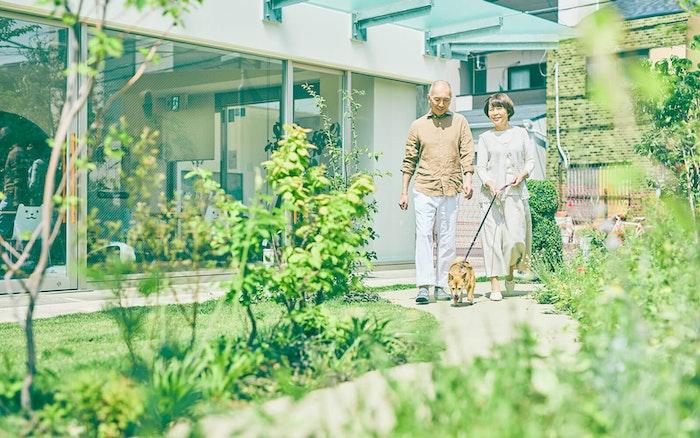 ドッグガーデン ペピイ・ハッピープレイスTAMATSUKURI(住宅型有料老人ホーム)の画像