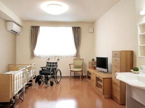 居室(モデルルーム) さくら昇草庵(サービス付き高齢者向け住宅(サ高住))の画像