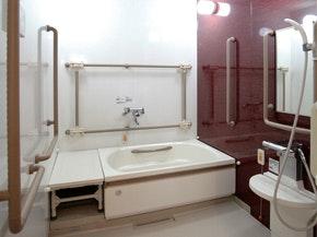 浴室 さくら昇草庵(サービス付き高齢者向け住宅(サ高住))の画像