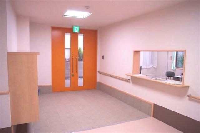 エントランス ココラ日根野(サービス付き高齢者向け住宅(サ高住))の画像