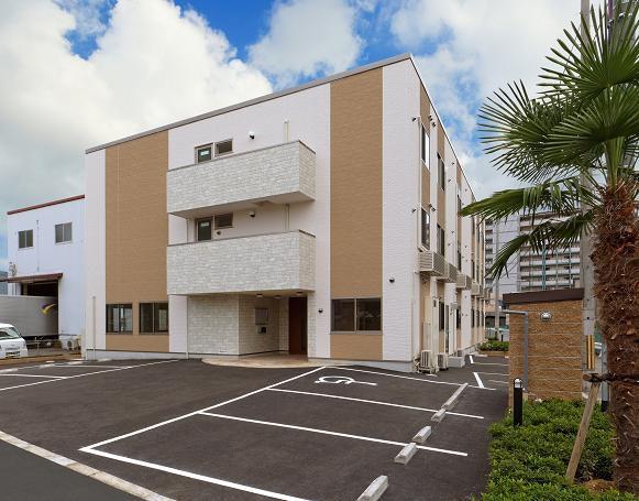 外観 新緑 平野(サービス付き高齢者向け住宅(サ高住))の画像
