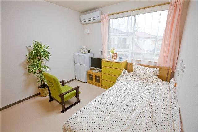 居室内 新緑 平野(サービス付き高齢者向け住宅(サ高住))の画像