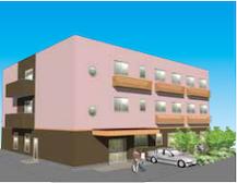 弥生桜壱番館(住宅型有料老人ホーム)の写真