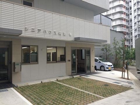 シニアハウス笑楽堺(サービス付き高齢者向け住宅)の写真