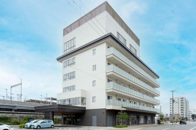やさしえ東姫路(サービス付き高齢者向け住宅(サ高住))の画像