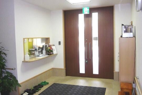 エントランス・事務所 心結(サービス付き高齢者向け住宅(サ高住))の画像