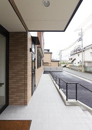 玄関 サンホーム東加古川駅前(サービス付き高齢者向け住宅(サ高住))の画像