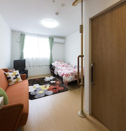 居室 サンホーム東加古川駅前(サービス付き高齢者向け住宅(サ高住))の画像