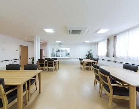 食堂 サンホーム東加古川駅前(サービス付き高齢者向け住宅(サ高住))の画像