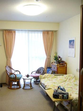 居室 長田すみれビレッジ(有料老人ホーム[特定施設])の画像