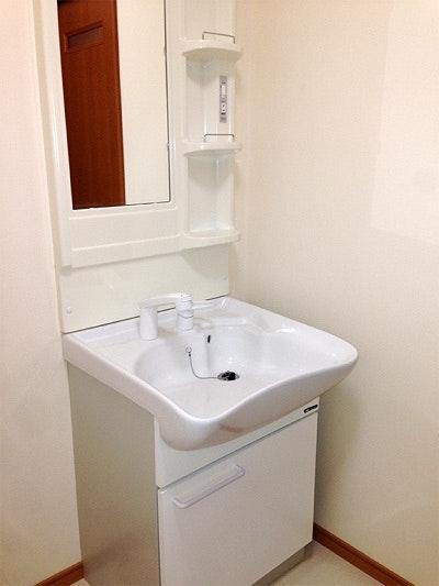 洗面台 みのり(サービス付き高齢者向け住宅(サ高住))の画像