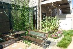 中庭 そんぽの家南蔵王(有料老人ホーム[特定施設])の画像