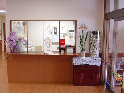 事務室 ニチイケアセンター周南久米(有料老人ホーム[特定施設])の画像