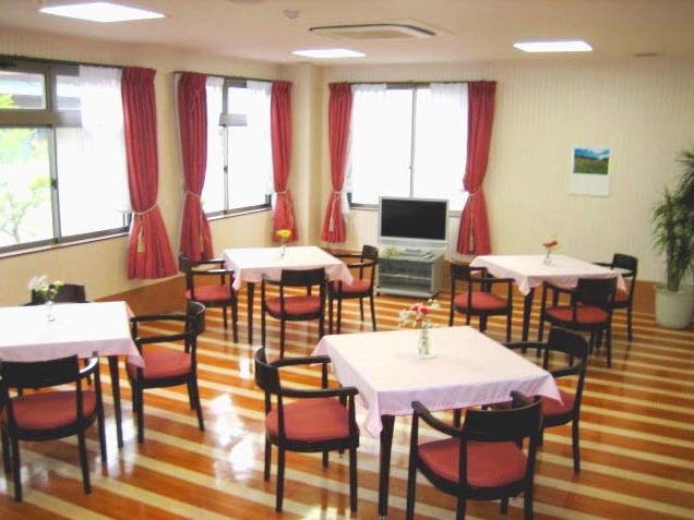 食堂 ラ・ナシカこうざい(有料老人ホーム[特定施設])の画像