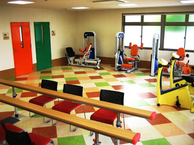 トレーニングルーム ラ・ナシカこうざい(有料老人ホーム[特定施設])の画像