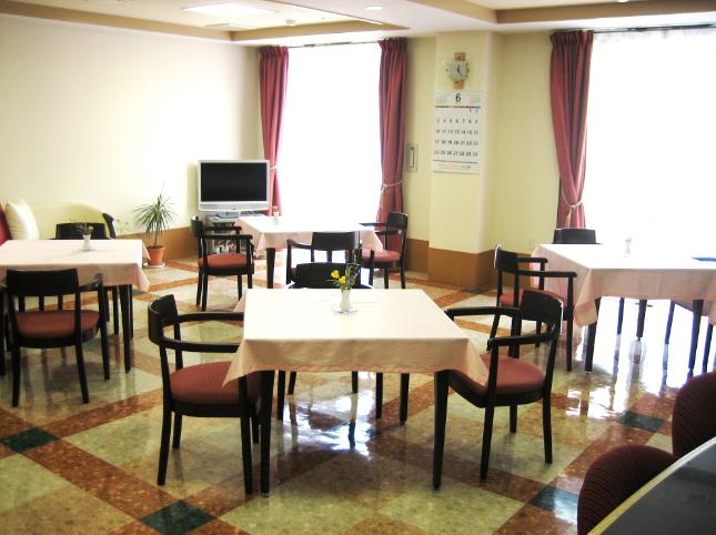 食堂 ラ・ナシカもりまつ(有料老人ホーム[特定施設])の画像