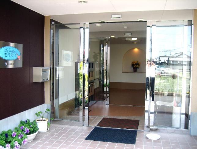 玄関 ラ・ナシカもりまつ(有料老人ホーム[特定施設])の画像