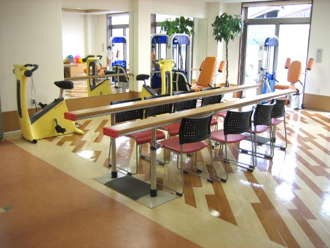 トレーニングルーム ラ・ナシカもりまつ(有料老人ホーム[特定施設])の画像