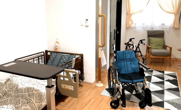 居室 グラン倶楽部合志(サービス付き高齢者向け住宅(サ高住))の画像