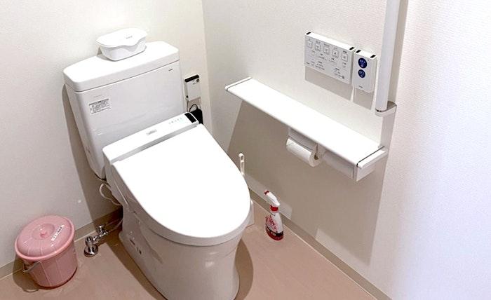 トイレ グラン倶楽部合志(サービス付き高齢者向け住宅(サ高住))の画像