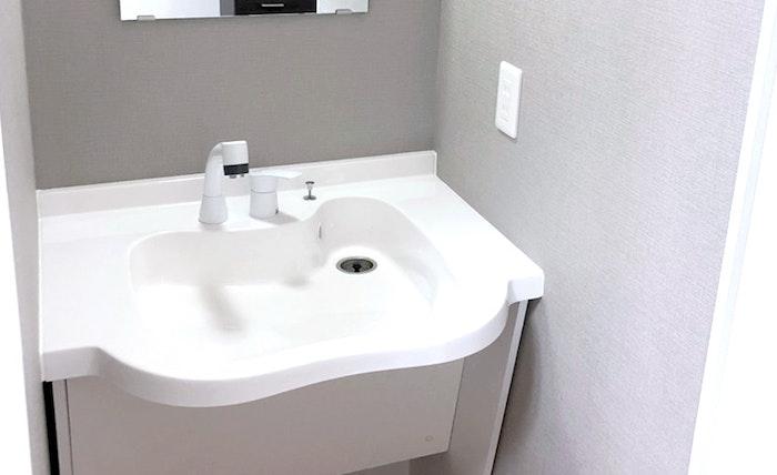 洗面 グラン倶楽部合志(サービス付き高齢者向け住宅(サ高住))の画像