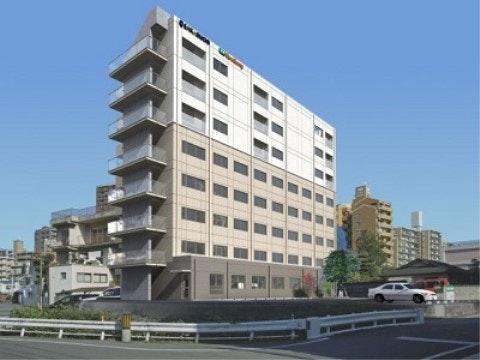 ココファン水前寺公園(サービス付き高齢者向け住宅)の写真