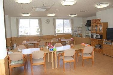 食堂 はぴね国分(有料老人ホーム[特定施設])の画像
