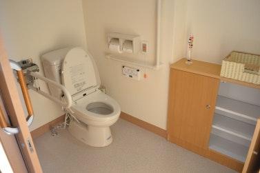 トイレ はぴね国分(有料老人ホーム[特定施設])の画像