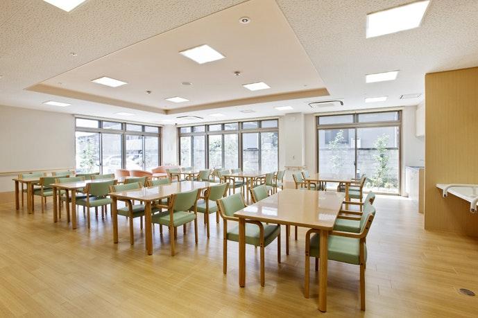 食堂(イメージ) アルファリビング鹿児島上之園(住宅型有料老人ホーム)の画像