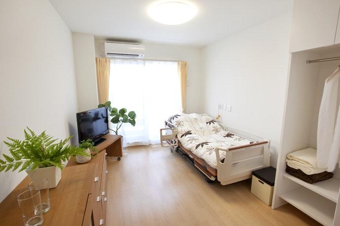 居室 アルファリビング鹿児島東千石(住宅型有料老人ホーム)の画像