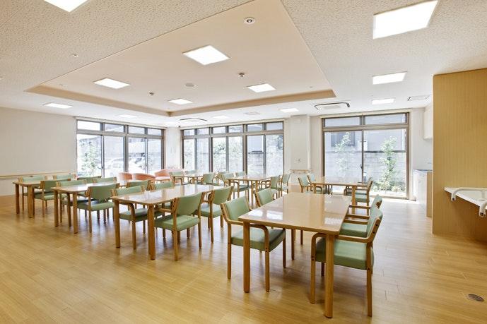 レストラン アルファリビング鹿児島東千石(住宅型有料老人ホーム)の画像