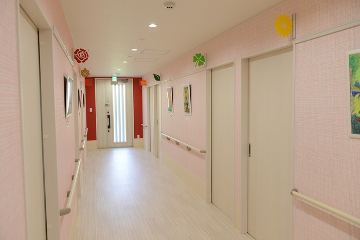 廊下 オリーブ(住宅型有料老人ホーム)の画像
